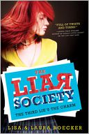 The Third Lie's the Charm by Lisa Roecker: Book Cover