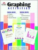 Graphing Activities by Joy Evans: Book Cover