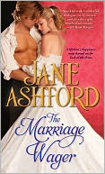 Marriage Wager by Jane Ashford: NOOK Book Cover