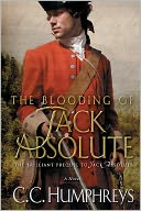 Blooding of Jack Absolute by C.C. Humphreys: NOOK Book Cover