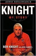 Knight by Bob Knight: Audio Book Cover
