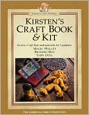 Kirsten's Craft Book and Kit by Pleasant Company Publications: Book Cover