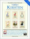 Kirsten, 1854 by Pleasant Company Publications: Book Cover
