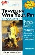 Traveling with Your Pet by AAA Publishing: Book Cover