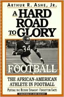 Hard Road to Glory by Arthur Ashe: Book Cover