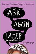 Ask Again Later by Liz Czukas: Book Cover