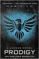 Prodigy (Marie Lu's Legend Series #2) by Marie Lu: Book Cover