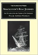 Shackleton's Boat Journey by Frank Arthur Arthur Worsley: Book Cover