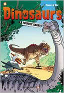 Dinosaurs #3 by Arnaud Plumeri: Book Cover