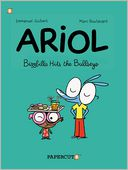 Bizbilla Hits the Bullseye (Ariol Graphic Novels Series #5) by Emmanuel Guibert: Book Cover