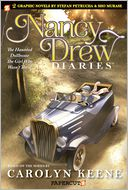 The Nancy Drew Diaries #2 by Stefan Petrucha: Book Cover