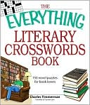 The Everything Literary Crosswords Book by Charles Timmerman: Book Cover