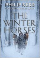 The Winter Horses by Philip Kerr: Book Cover