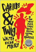 Darius & Twig by Walter Dean Myers: Book Cover
