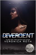 Divergent Movie Tie-in Edition by Veronica Roth: Book Cover