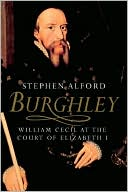 Burghley by Stephen Alford: Book Cover