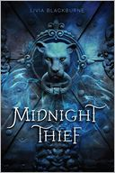 Midnight Thief by Livia Blackburne: Book Cover