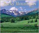 Rocky Mountains 2015 by Tim Fitzharris: Calendar Cover