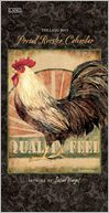 2015 Proud Rooster Vertical Wall Calendar by Susan Winget: Calendar Cover