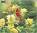 The Lang Songbirds Calendar by Susan Bourdet: Calendar Cover