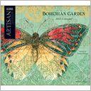 Bohemian Garden Calendar by Susan Winget: Calendar Cover