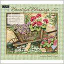 2015 Bountiful Blessings Wall Calendar by Susan Winget: Calendar Cover