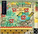 2015 Color My World Wall Calendar by Lisa Kaus: Calendar Cover