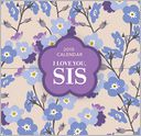 2015 I Love You Sis 367 Daily Thoughts Box Calendar by Perfect Timing: Calendar Cover