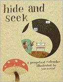 2016 Hide and Seek by Julie Morstad: Calendar Cover