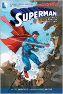 Superman Vol. 3 by Scott Lobdell: Book Cover