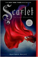Scarlet (The Lunar Chronicles Series #2) by Marissa Meyer: Book Cover