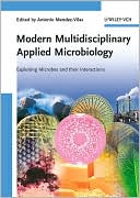 Modern Multidisciplinary Applied Microbiology by Antonio Mendez-Vilas: Book Cover
