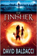 The Finisher by David Baldacci: Book Cover