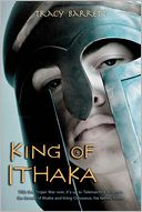 King of Ithaka by Tracy Barrett: Book Cover