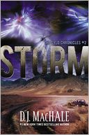 Storm by D. J. MacHale: Book Cover