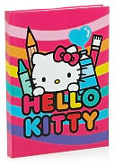 "Hello Kitty Artist Bound Sketchbook 8"" x 11.25"" by Fab Starpoint: Product Image"