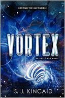 Vortex (Insignia Series #2) by S. J. Kincaid: Book Cover