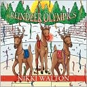 Reindeer Olympics by Nikki Walton: Book Cover