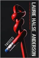 Twisted by Laurie Halse Anderson: Book Cover