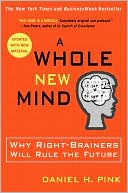 A Whole New Mind by Daniel H. Pink: Book Cover