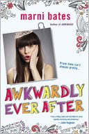 Awkwardly Ever After by Marni Bates: Book Cover