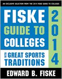 Fiske Guide to Colleges with Great Sports Traditions by Edward Fiske: NOOK Book Cover