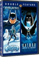 Batman: Mask of Phantasm & Batman & Mr Freeze