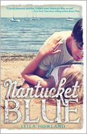 Nantucket Blue by Leila Howland: Book Cover