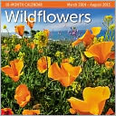 2015 Mid Year Wildflowers 18M Mar 2014-Aug 2015 Wall Calendar by Ziga Media: Calendar Cover