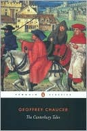 The Canterbury Tales by Geoffrey Chaucer: Book Cover