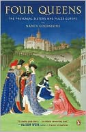 Four Queens by Nancy Goldstone: Book Cover