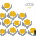 2015 Lotta Jansdotter Wall Calendar by Lotta Jansdotter: Calendar Cover