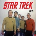 2015 Star Trek Wall Calendar by Cbs: Calendar Cover