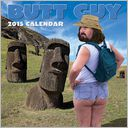 Butt Guy 2015 Wall Calendar by Andrews McMeel Publishing LLC: Calendar Cover